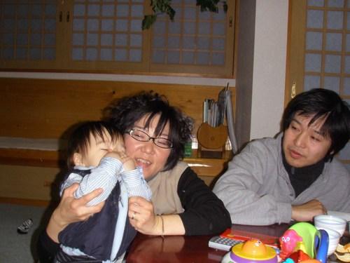 同期の家族