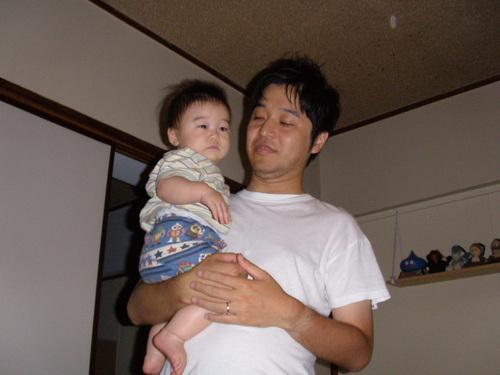 父親と恵介