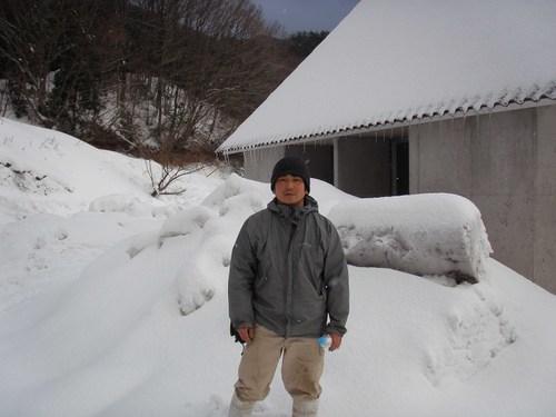 雪と鬱と僕